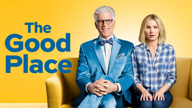 Bingewatching: The Good Place Season One - Sartorial Geek
