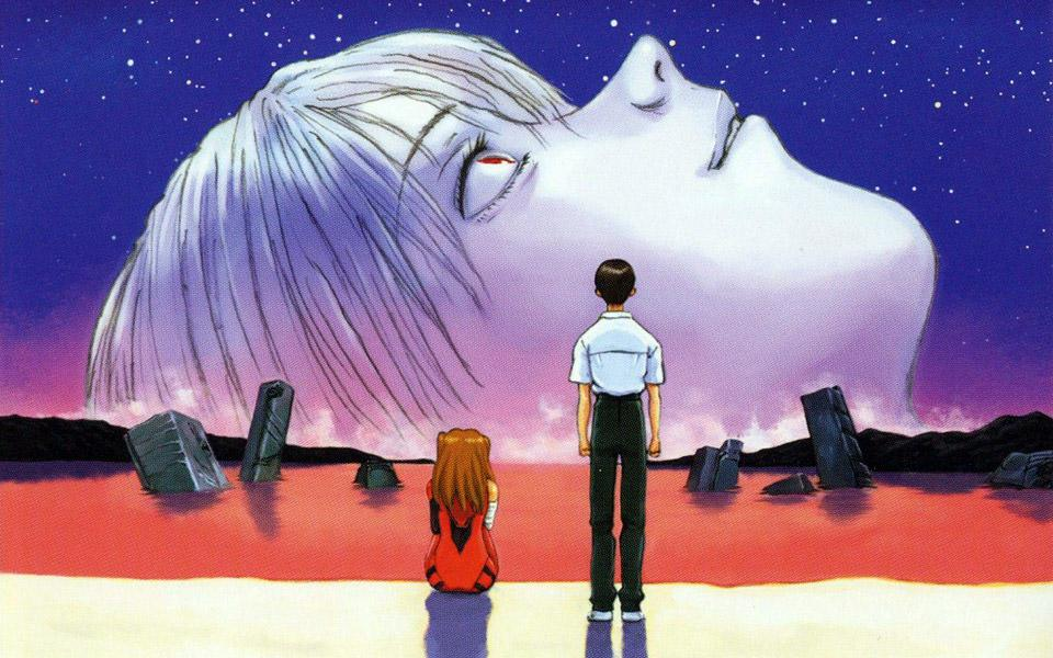 The End Of Evangelion Review Spoilers Sartorial Geek