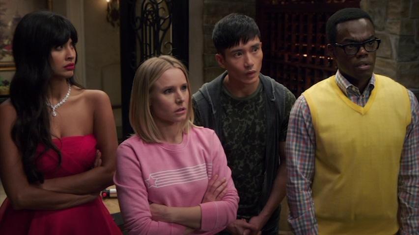 Bingewatch: The Good Place Season 3 (Spoilers) - Sartorial Geek