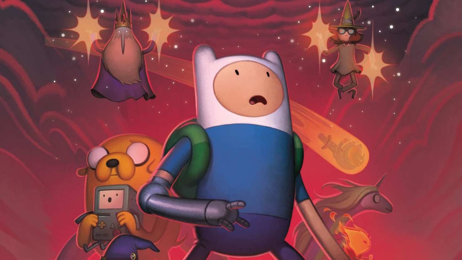 Adventure Time Island Song (Come Along With Me) - YouTube